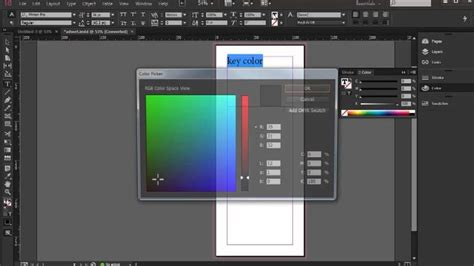 tutorial for indesign cc indesign cc tutorial 4 creating color indesign how to