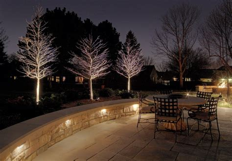 Patio With Lights Wall Lights Design Garden Patio Wall Lights In Awesome