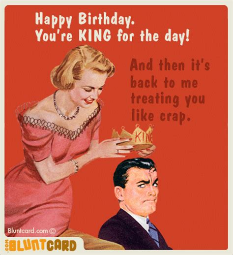Birthday Blunt Cards Bluntcard Com