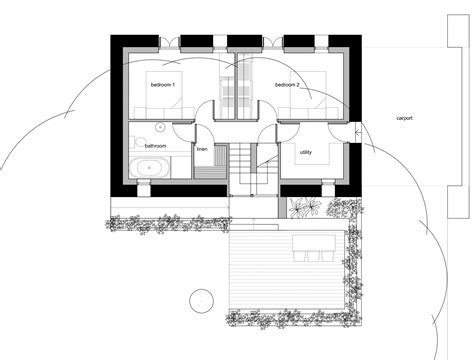 Floor Plans Small Houses gallery of loughloughan barn mcgarry moon architects 12