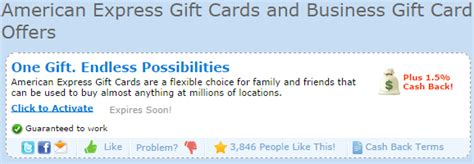 How To Cash Out American Express Gift Card - american express gift cards return to more portals