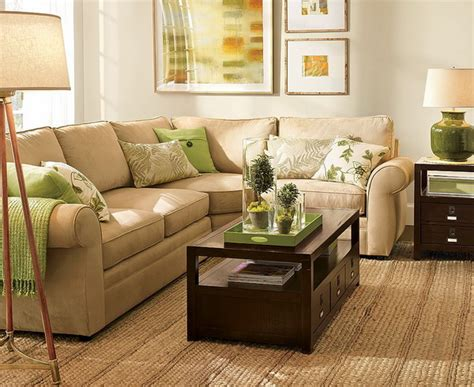 brown and green living room 28 green and brown decoration ideas