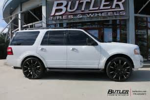Ford Expedition Rims Ford Expedition With 24in Lexani Css15 Wheels Exclusively