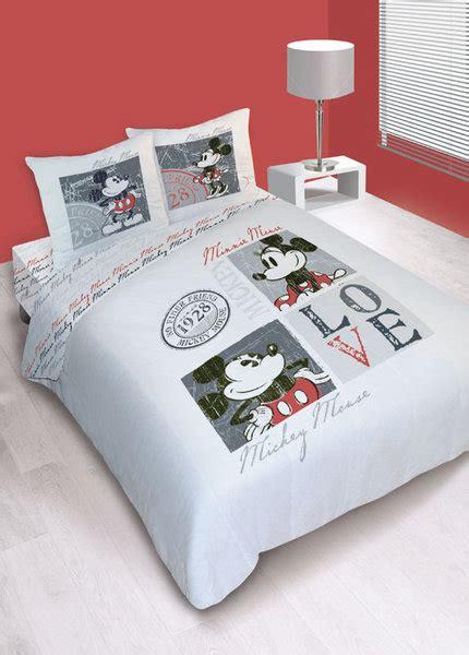 House De Couette Mickey by Housse De Couette Mickey Vintage Couettes Draps Et