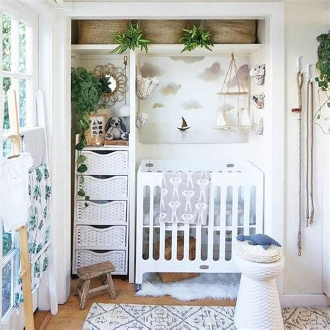 Small Nursery Wardrobe by Best 25 Baby Room Closet Ideas On Baby Closet