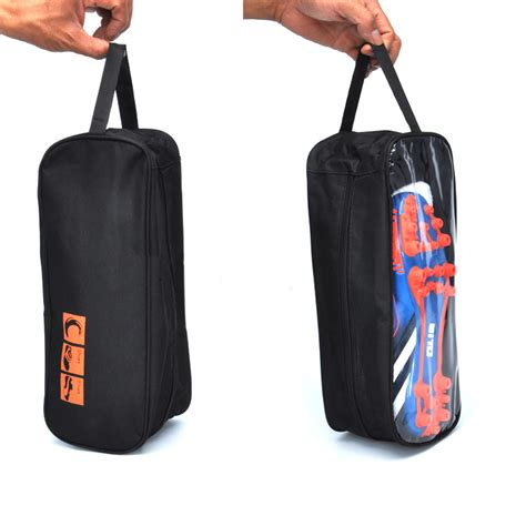 football shoe bag boxing boots rugby travel sports carry