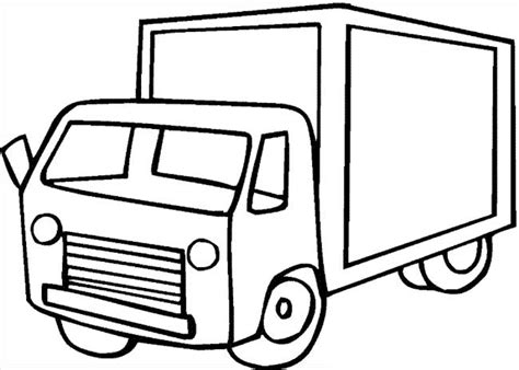 40 free printable truck coloring pages download http 40 free printable truck coloring pages download