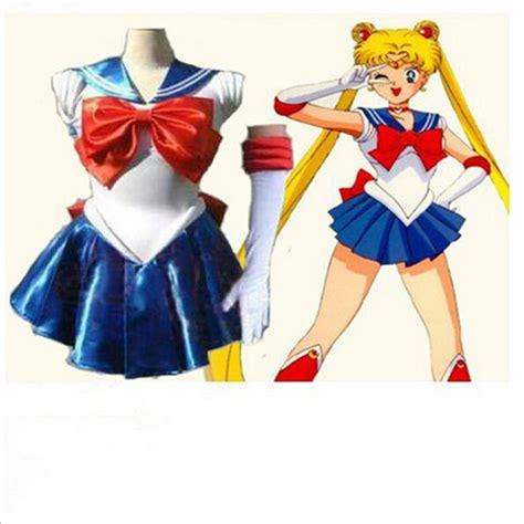 tutorial ali cosplay anime pretty soldier sailor moon cosplay dress sailor