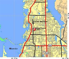 Palm Harbor Florida Map by 34683 Zip Code Palm Harbor Florida Profile Homes