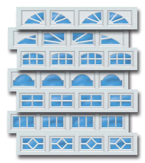 all window garage door doorlink model 3610