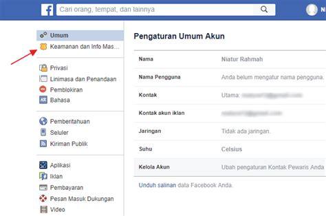 fb untuk laptop 2 cara mengganti kata sandi facebook lewat pc atau hp android