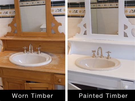 painting bathroom vanity white house painters parkville brushman painting your local