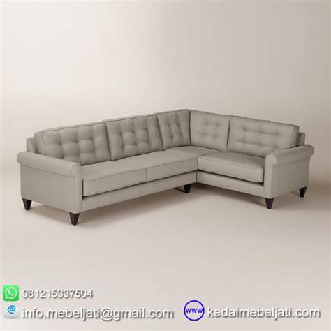 Daftar Sofa Sudut sofa sudut model sectional auckland kedai mebel jati