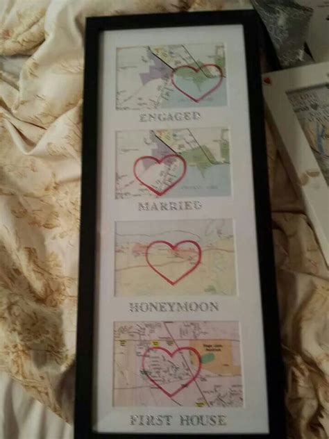 Diy Anniversary  Ee  Gift Ee   I Love This Idea For P Nts