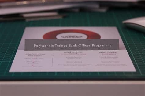trainee bank ocbc polytechnic trainee bank officer programme