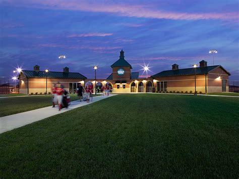 deaconess sports park visit evansville
