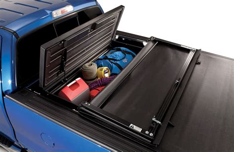 Truck Bed Toolbox by Truxedo Truck Toolbox Truxedo Tonneaumate Truck Tool Box