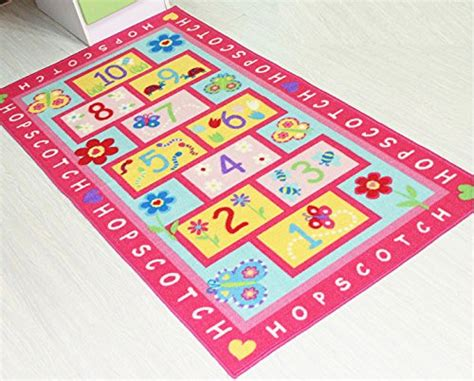 girls bedroom mats huahoo pink rug girls pink kids rug children s rugs baby