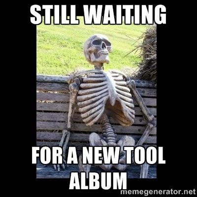 Meme Tool - tool is yet to enter studio this fall says danny carey