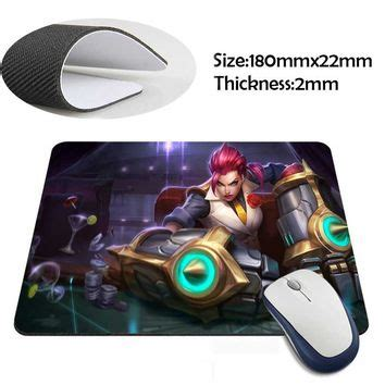 Skin Custom Design For Mouse Mouse Pad best custom league skins products on wanelo