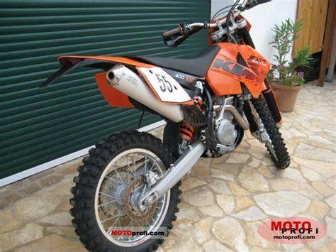 2004 Ktm 400 Exc 2004 Ktm 400 Exc Racing Moto Zombdrive