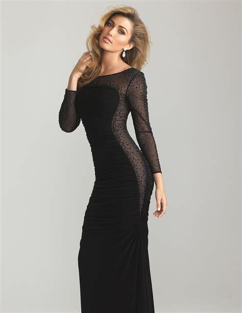 Sleeve Sheer Dress sheer dress dressed up