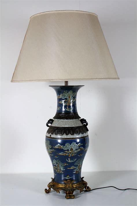 vaso cinese vaso cinese nanking trasformato in lada oggettistica