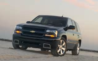 2006 Chevrolet Trailblazer Ss Nhtsa Opens Investigation On 2006 2007 Chevy Trailblazers