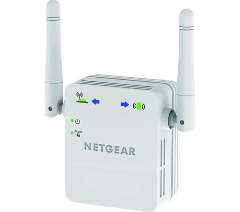 Wifi Range Extender netgear wn3000rp 200uks wifi range extender n300 deals pc world