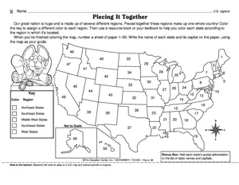 Us Regions Worksheets by Results For United States Regions Guest The Mailbox