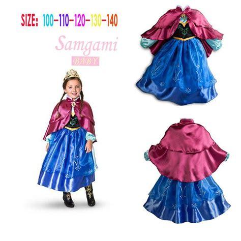 Baju Gaun Frozen jual 2in1 frozen bolero dress baju gaun kostum anak branded import bayi doyan belanja