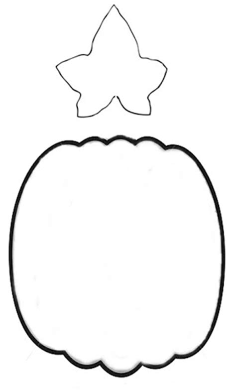 pumpkin leaf template pumpkin leaf template clipart best