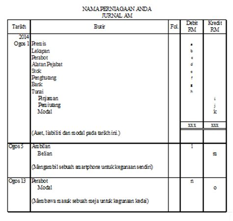 format buku jurnal hello contoh format jurnal am