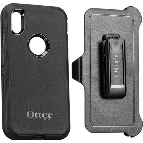 otterbox defender series for iphone xs max black 77 59971