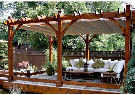 Pergola Covers 12 X20 Breeze Pergola With Retractable Pergola With Retractable Canopy