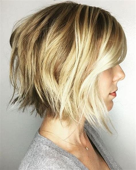 Choppy Bob Hairstyles For Thick Hair by Choppy Hairstyles For Thick Hair 2018 Hairstyles By Unixcode