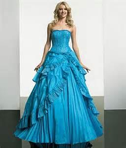 beautiful blue bridesmaid dresses images