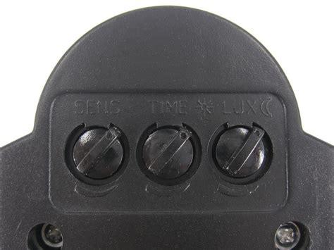 how to adjust motion sensor light led flood light 10w with pir motion sensor and day