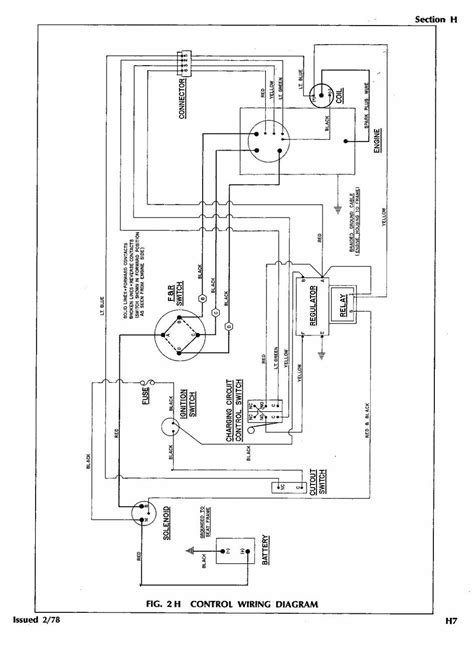 Columbia Par Car 48v Wiring Diagram Wiring Diagram