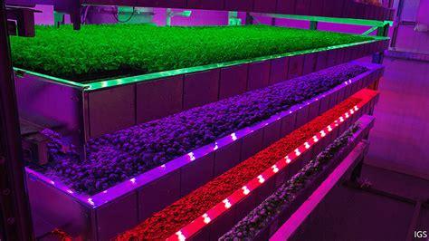 growing higher  ways   vertical farming stack