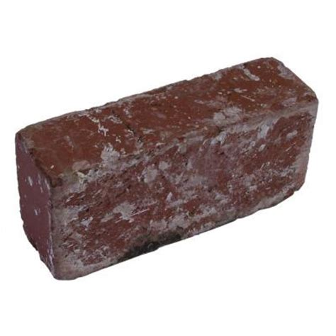 Patio Bricks At Home Depot by 8 In X 2 In X 4 In Used Clay Brick 100048562 The Home