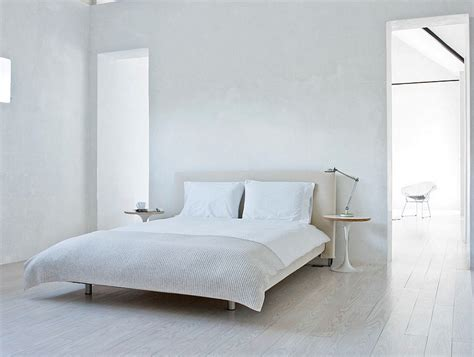 side table next to bed 50 minimalist bedroom ideas that blend aesthetics with