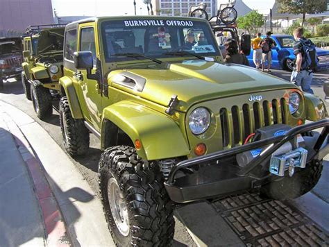 Jeep Jk Hemi Jeep Wrangler Jk With 4wd And Hemi Installation Wins