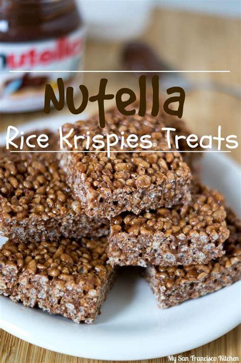 17 best ideas about rice krispies treats on pinterest