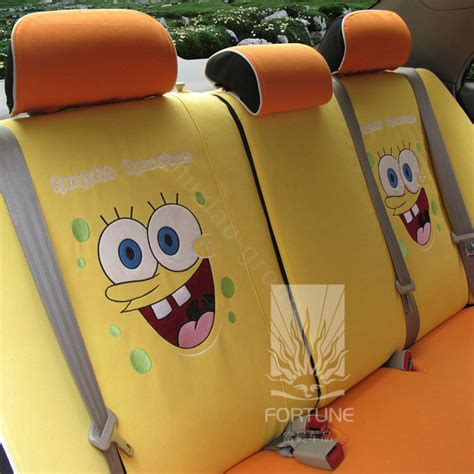 Spongebob Car Mats by Buy Wholesale Fortune Spongebob Autos Car Seat Covers For