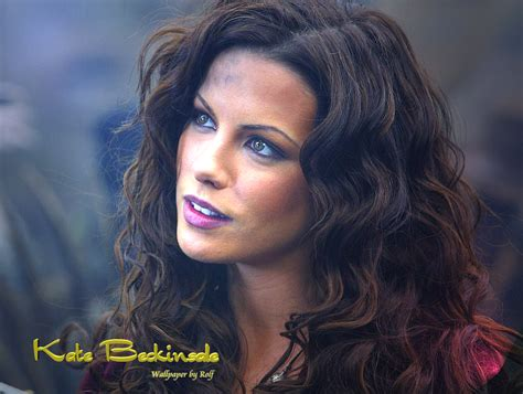 Kate Beckinsale Is by Kate Beckinsale Wallpaper 2012