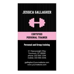 personal trainer business card 4 000 personal trainer business cards and personal