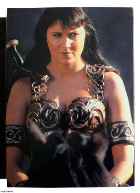 Set Xena xena warrior princess complete series dvd 078 season 3 box