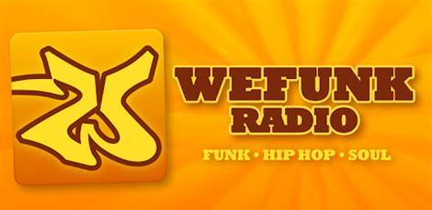 wefunk radio official apps  google play