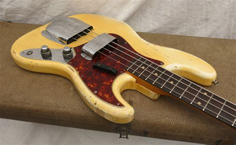 Stack Knob Jazz Bass by Fender Jazz Stack Knob 1961 Bass For Sale Andy